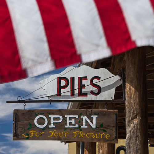 Pie Town Revisited